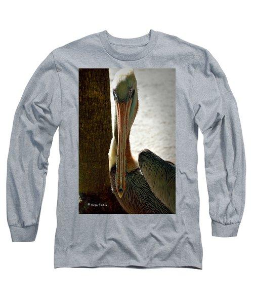 No Title Long Sleeve T-Shirt