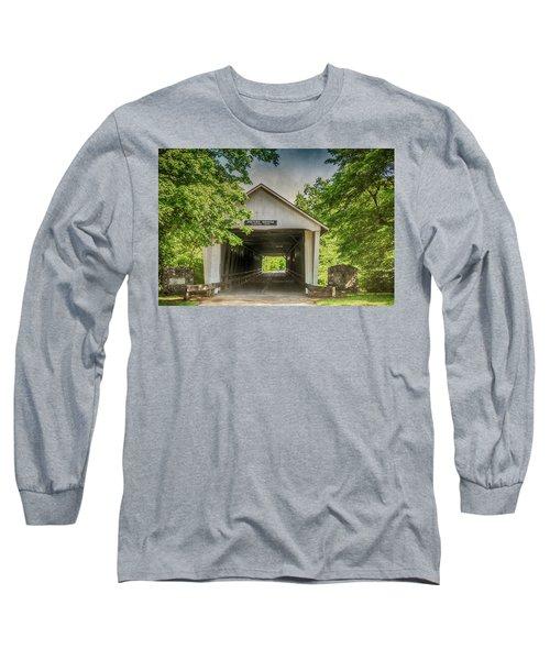 10700 Potter's Bridge Long Sleeve T-Shirt
