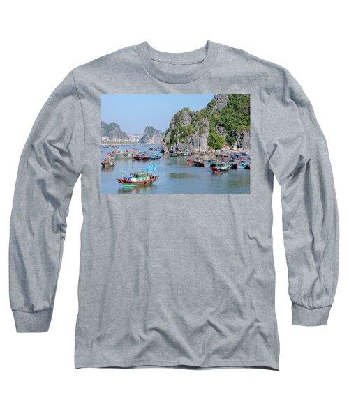 Halong Bay - Vietnam Long Sleeve T-Shirt