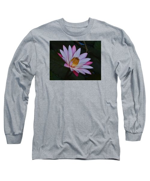 Water Lilly Long Sleeve T-Shirt