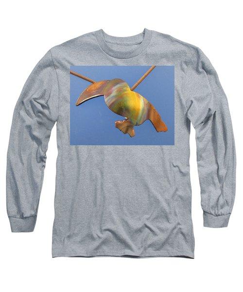 1243 Toucan Long Sleeve T-Shirt