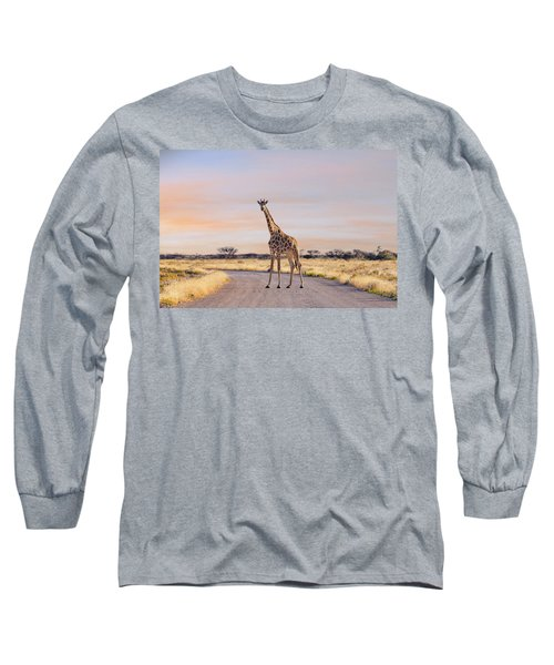 Etosha - Namibia Long Sleeve T-Shirt