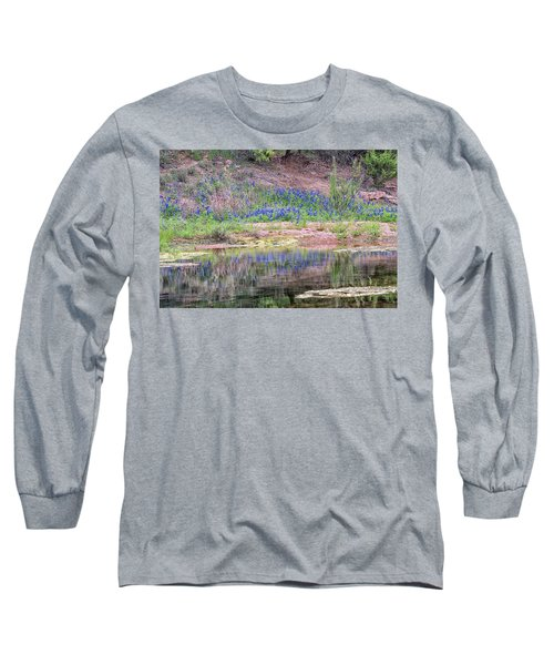 Texas Bluebonnets 8 Long Sleeve T-Shirt