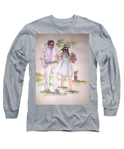 The Wedding Album  Long Sleeve T-Shirt