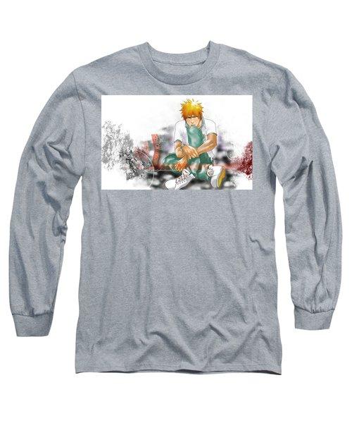 Bleach Long Sleeve T-Shirt
