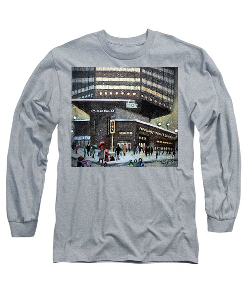 175 Federal Street Long Sleeve T-Shirt