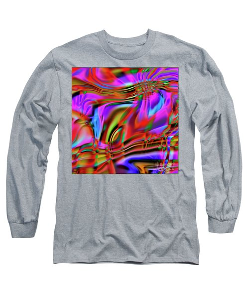 1783 Abstract Thought Long Sleeve T-Shirt