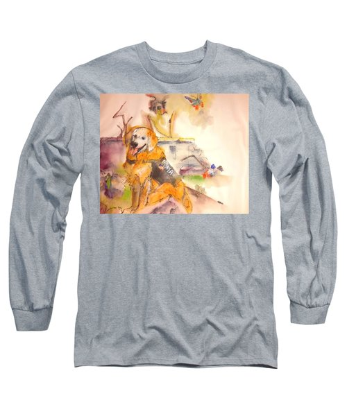 Dogs  Dogs  Dogs  Album  Long Sleeve T-Shirt