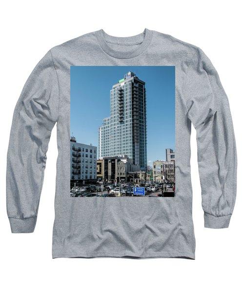 18apr17b Long Sleeve T-Shirt