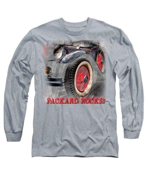 1930 Packard Long Sleeve T-Shirt