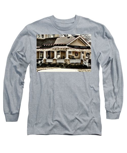 1930's Christmas Long Sleeve T-Shirt