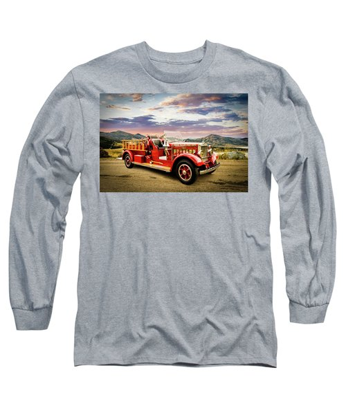 1931 Mack Ready To Roll Long Sleeve T-Shirt