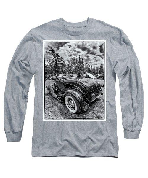 1932 Ford Deuce Roadster Hot Rod Long Sleeve T-Shirt
