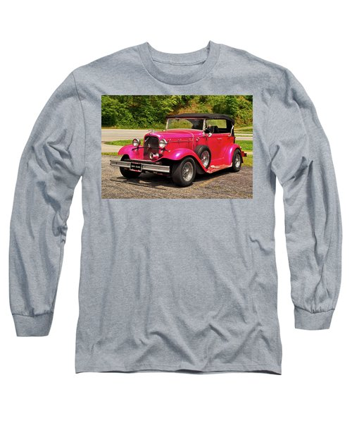 1932 Street Rod 001 Long Sleeve T-Shirt