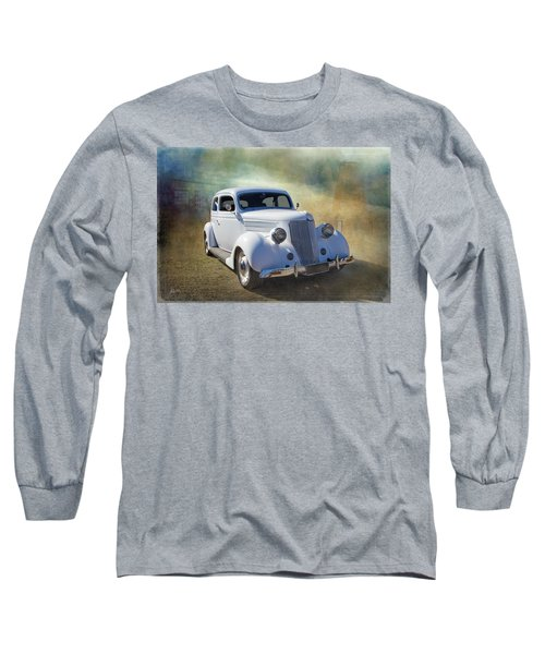 1936 Ford Long Sleeve T-Shirt by Keith Hawley