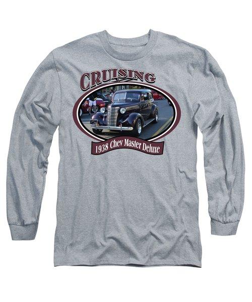 1938 Chev Master Deluxe Brennick Long Sleeve T-Shirt
