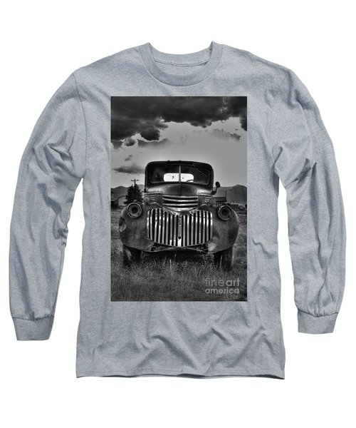 1940's Chevrolet Grille Long Sleeve T-Shirt