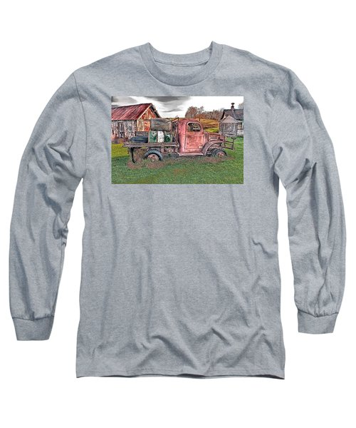 1941 Dodge Truck Long Sleeve T-Shirt