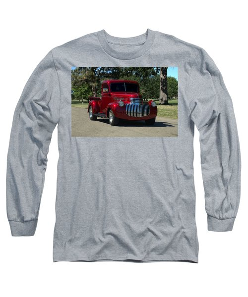 1946 Chevrolet Pickup Truck Long Sleeve T-Shirt