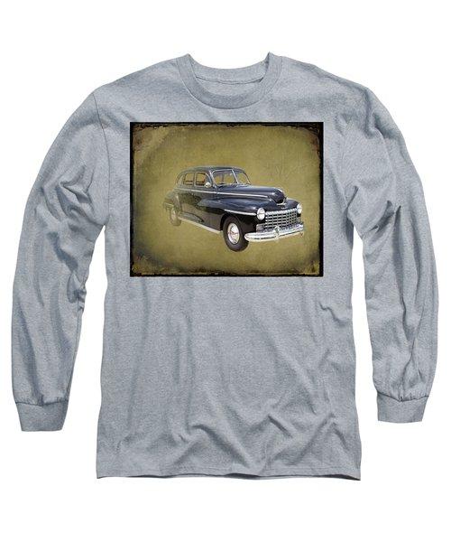 1946 Dodge D24c Sedan Long Sleeve T-Shirt