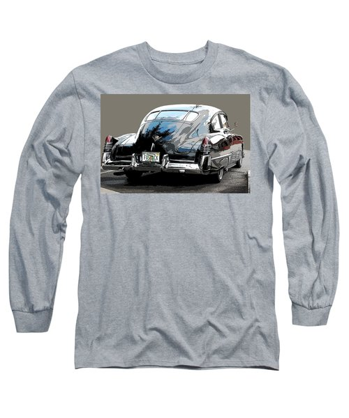 1948 Fastback Cadillac Long Sleeve T-Shirt