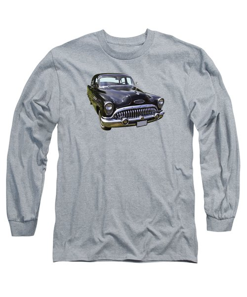 1953 Buick Special Antique Car Long Sleeve T-Shirt