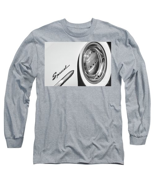 Long Sleeve T-Shirt featuring the photograph 1953 Special Monotone by Dennis Hedberg