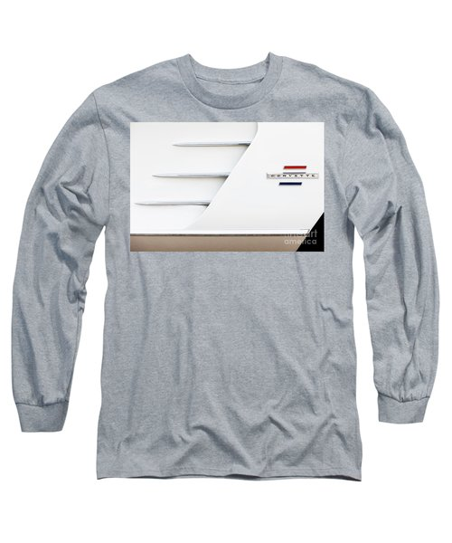 Long Sleeve T-Shirt featuring the photograph 1961 Cove by Dennis Hedberg