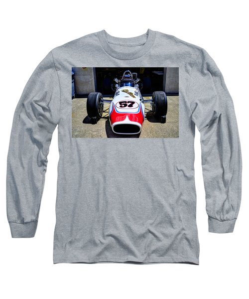 1966 Gearhardt Rear Engine V8 Long Sleeve T-Shirt