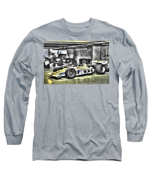 Bobby Unser 1972 Olsonite Eagle Pole Position Car  Long Sleeve T-Shirt