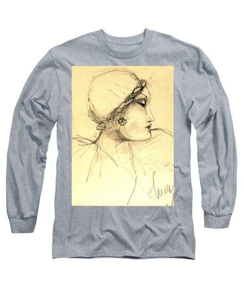 1975 Charcoal Long Sleeve T-Shirt