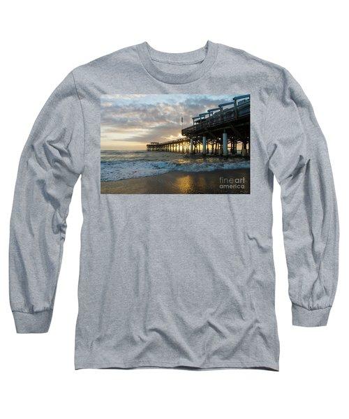1st Sunrise 2017 Cocoa Beach Long Sleeve T-Shirt
