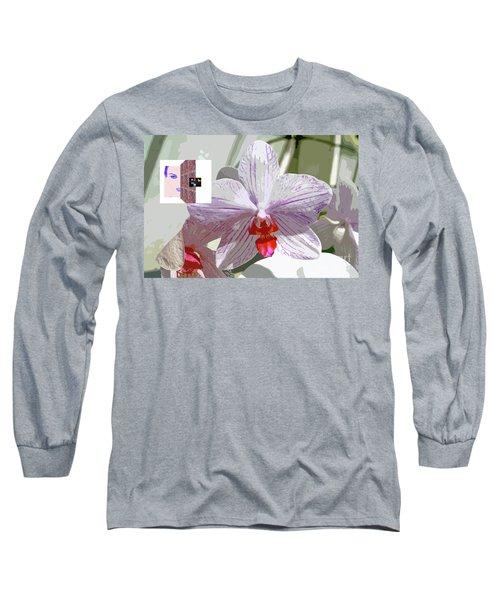 2-1-2057b Long Sleeve T-Shirt