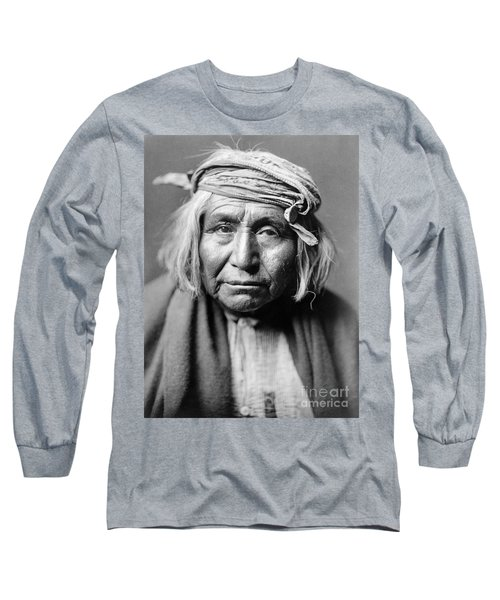 Apache Man, C1906 Long Sleeve T-Shirt