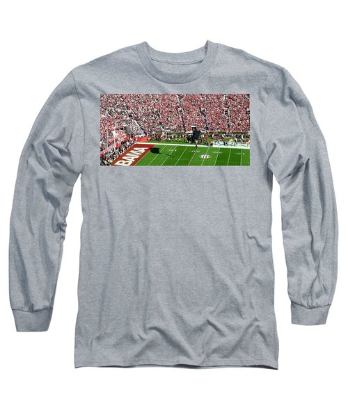 Army Rangers Drop In On Gameday Long Sleeve T-Shirt