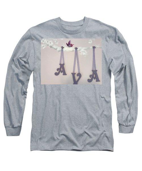 Avas Room Long Sleeve T-Shirt