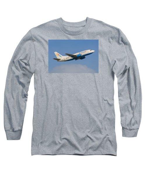 Bahamas Air Long Sleeve T-Shirt