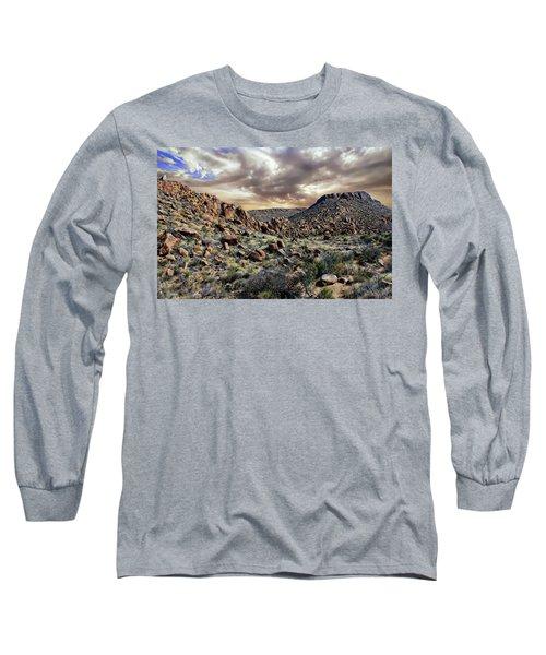 Big Bend National Park Long Sleeve T-Shirt