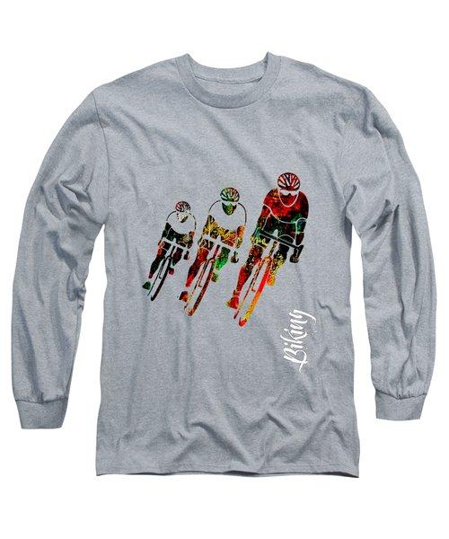 Bike Racing Long Sleeve T-Shirt