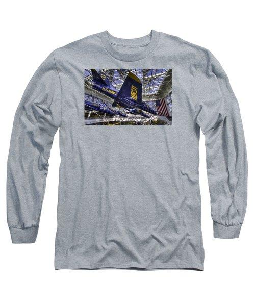 Blue Angels Long Sleeve T-Shirt