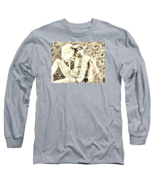 BOY Long Sleeve T-Shirt by Yury Bashkin