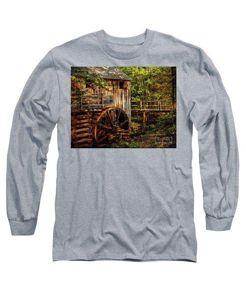 Cades Cove Mill Long Sleeve T-Shirt