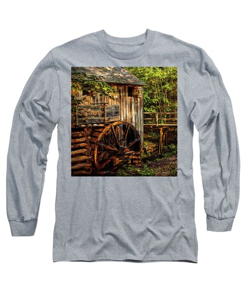 Cades Cove Mill Long Sleeve T-Shirt