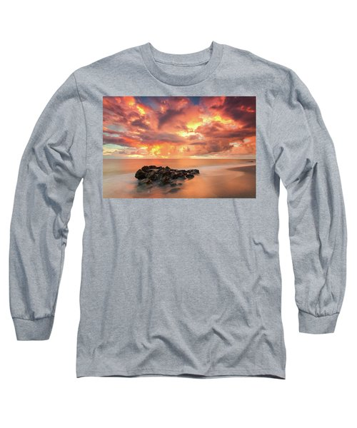Florida Sunrise Long Sleeve T-Shirt