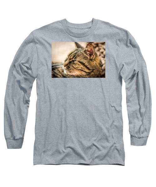 Long Sleeve T-Shirt featuring the photograph Gnewton by Sabine Edrissi