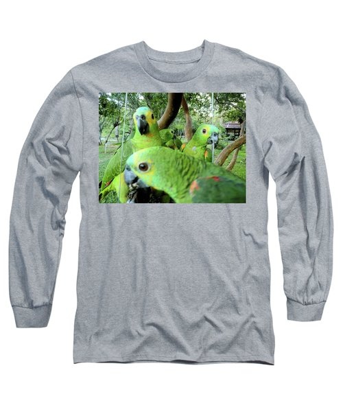 Long Sleeve T-Shirt featuring the photograph Happy Hour by Beto Machado