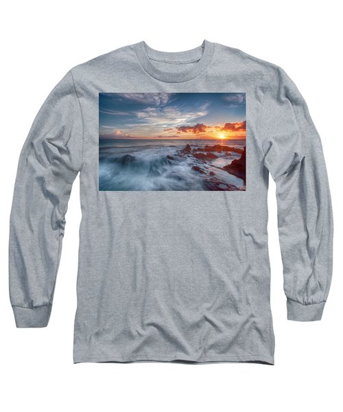 Into The Mystic Long Sleeve T-Shirt by James Roemmling