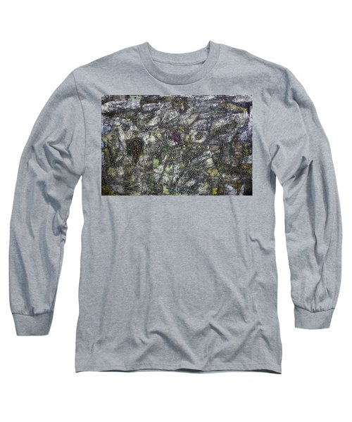 Loved And Lost Long Sleeve T-Shirt by Ronex Ahimbisibwe