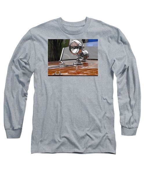 Outboard Runabout Long Sleeve T-Shirt