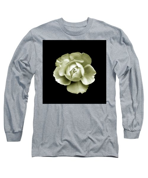 Long Sleeve T-Shirt featuring the photograph Peony by Charles Harden